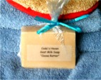Cocoa Butter Scented Goat Milk Soap