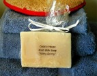 Nitty Gritty Scented Goat Milk Soap