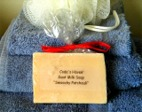 Smoochy Patchouli Scented Goat Milk Soap